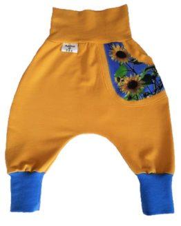 Pumphose Sonnenblume